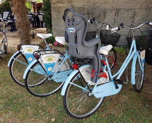 Noleggio biciclette Cavallino