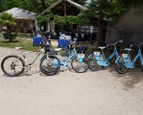 Noleggio biciclette Venezia