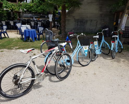 Fahrradverleih Venice